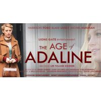 2015 The Age Of Adaline Poster