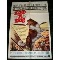 1962 Lad A Dog