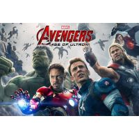 2015 avengers Age Of ultron 0