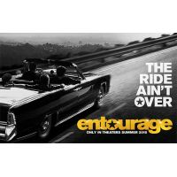 2015 entourage movie poster