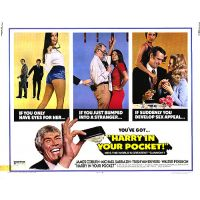 1973 Harry In Your Pocket poster