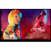 1987 Cherry 2000 poster