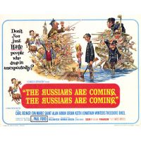 1966 Russians Are Coming poster