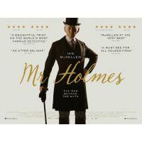 2015 Mr Holmes poster