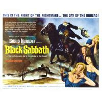 1963 black sabbath poster