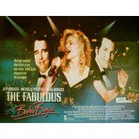 1989 Fabulous Baker Boys poster