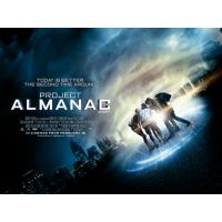 2014 Project Almanac poster