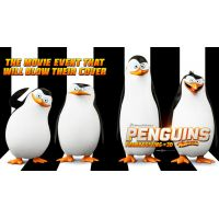 2014 Penguins Of Madagascar movie poster