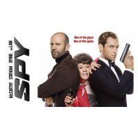 2015 Spy poster