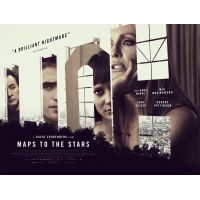 2014 Maps To The Stars Poster