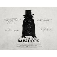 2014 Babadook  poster quad