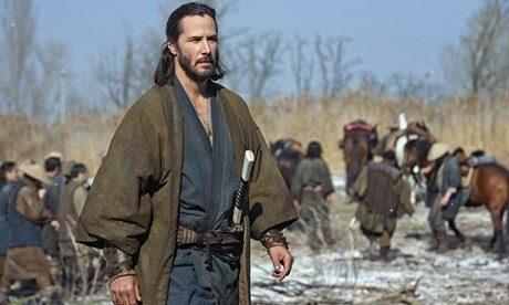 2013 Keanu Reeves In 47 Ronin
