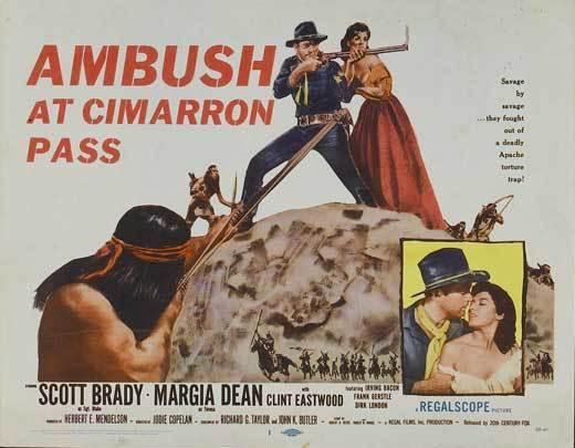 1958 ambush At cimarron pass