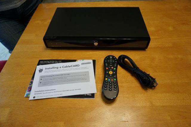 TiVo Roamio Plus unboxed