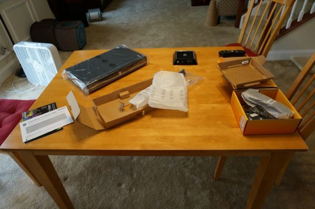 TiVo Roamio and Mini bits