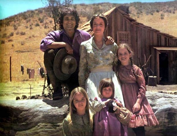 1974 little house On The prairie cast