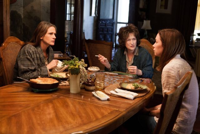 2013 roberts meryl streep And julianne nicholson august osage county