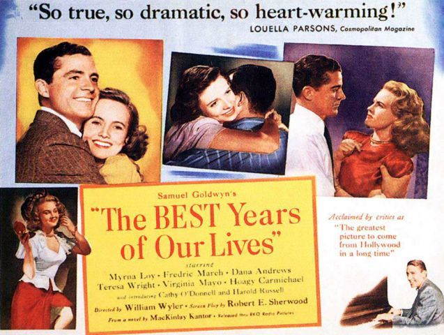 1946 best years Of Our lives