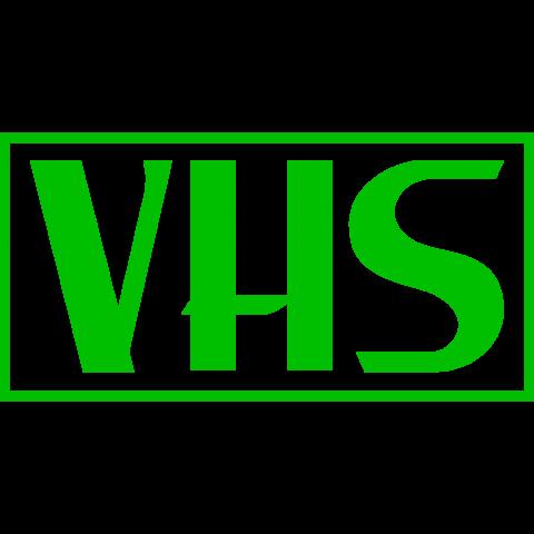 542353 Vhs logo