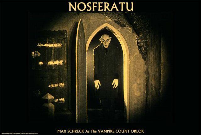 1922 nosferatu poster