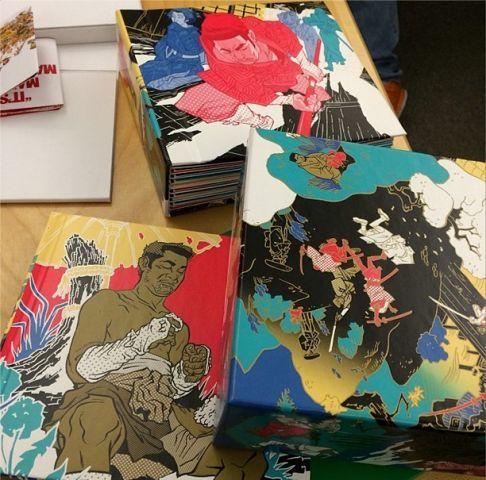 2013 Criterion Zatoichi Box