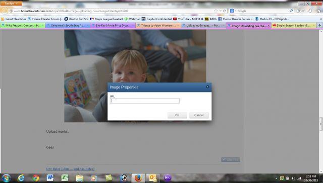 HTF Image Uploader Issue