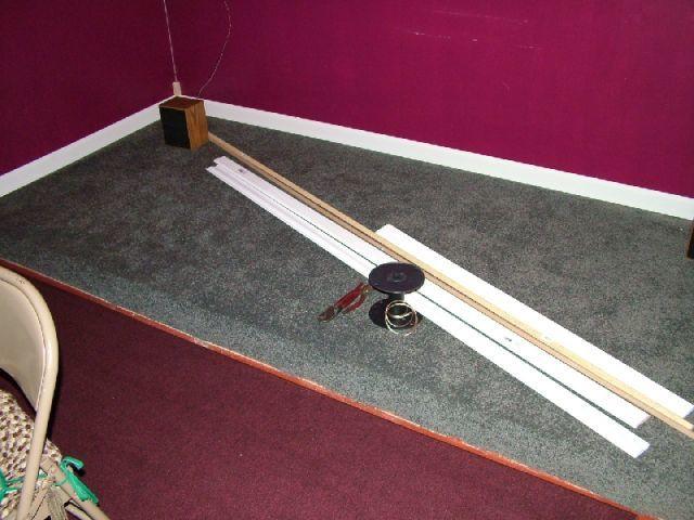Rear Riser after instaslling the carpet..