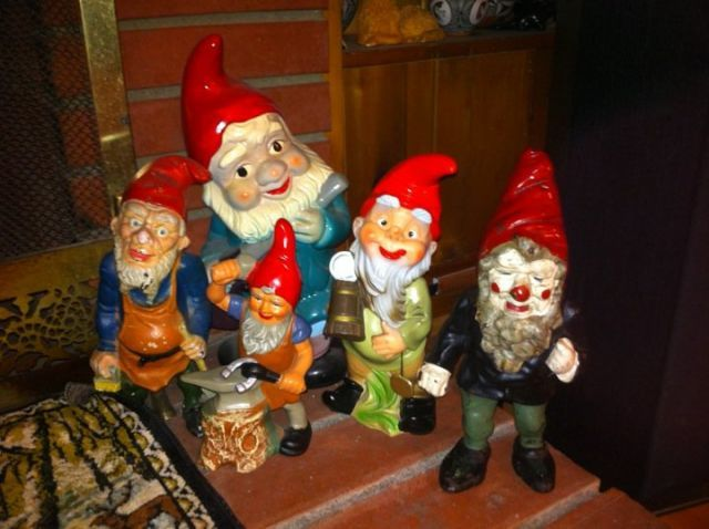 Some Jolly Gnomes