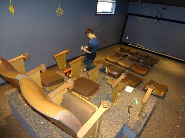 06 - Seat installation