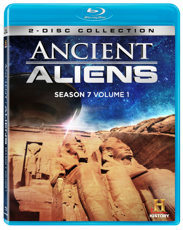 Ancient Aliens Season 5 Volume 2 The Acclaimed Bestselling H2®