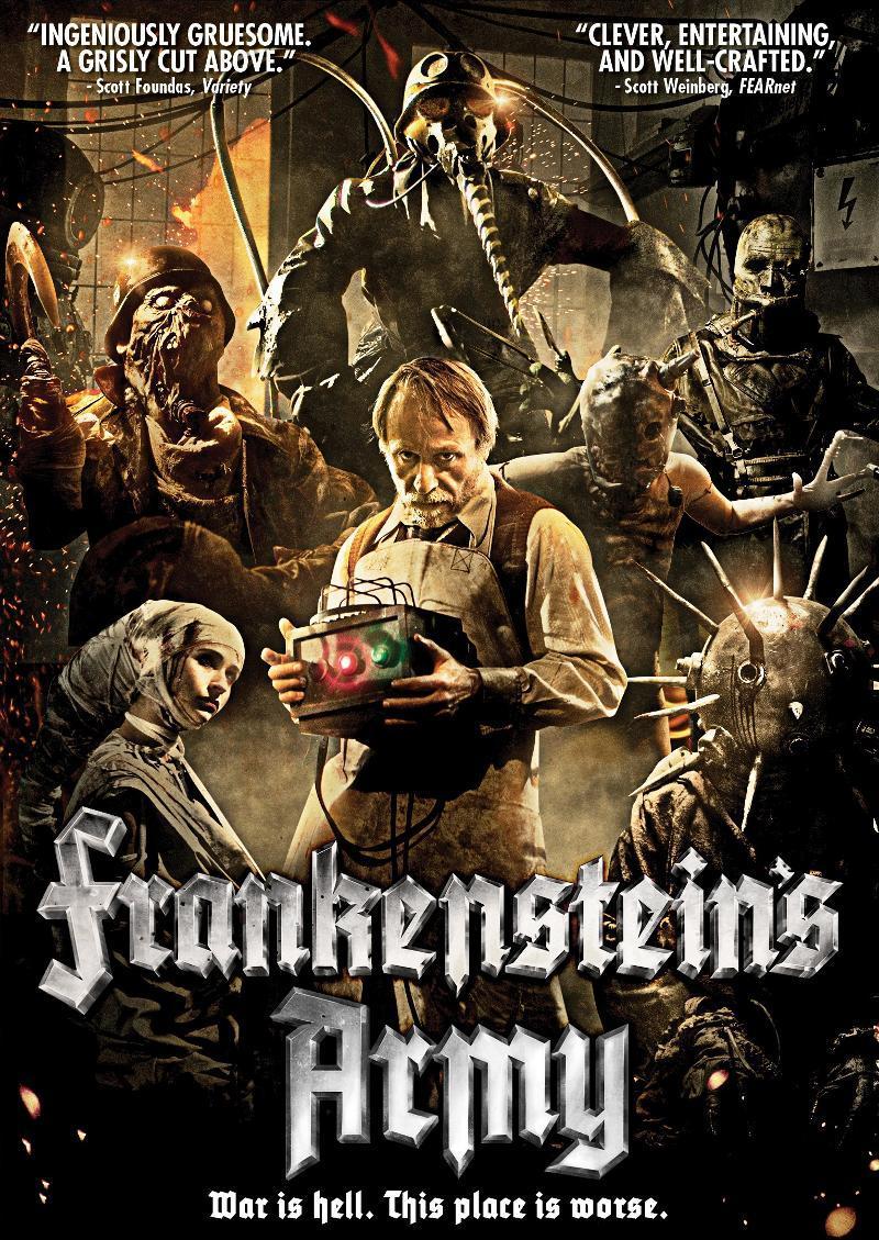Đội Quân Frankenstein (2013) Full Hd