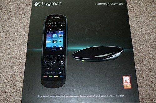 Hardware Review - Logitech Harmony Ultimate Remote with Nest/Sonos