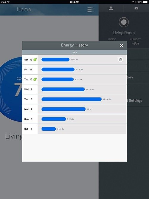 Hardware Review Nest Thermostat With Logitech Harmony