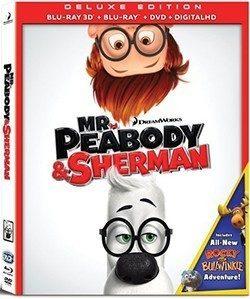 [DVD/BD] M. Peabody et Sherman : les voyages dans le temps Post-269895-0-91448100-1403282383