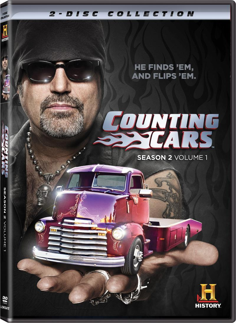 Counting Cars Danny Koker without Bandana
