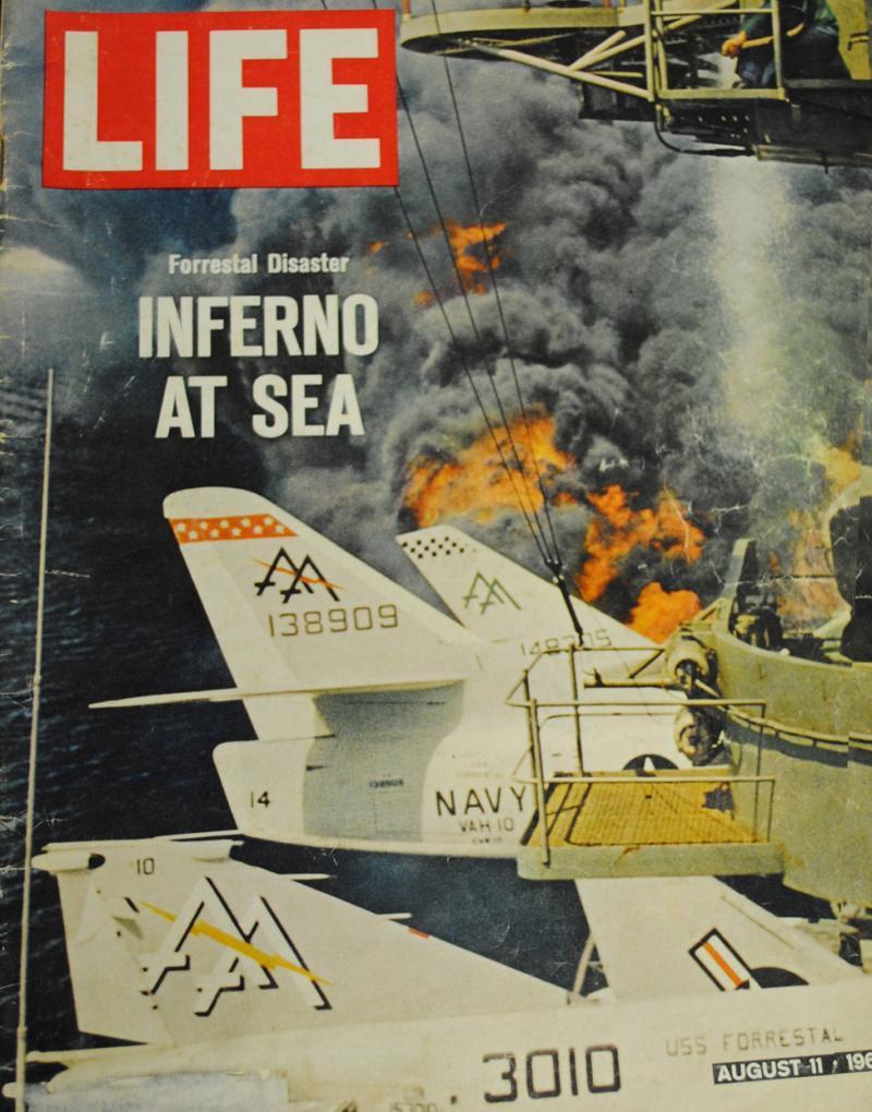 Attached Image: USS Forrestal Life Magazine.jpg