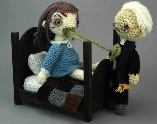 Crocheted Exorcist.jpg