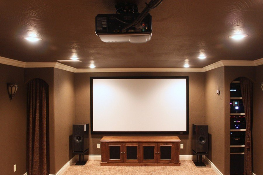 clanton audio diy home theater members 39 theaters ht. Black Bedroom Furniture Sets. Home Design Ideas