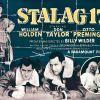 1953 Stalag 17 Poster