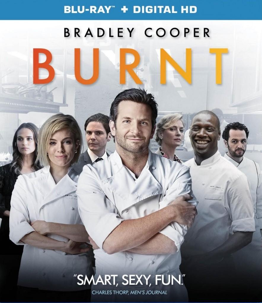 Burnt starring Bradley Cooper