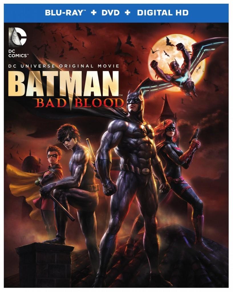 Batman Bad Blood on Blu-ray Review