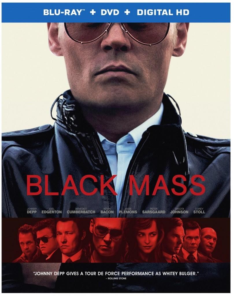 Black Mass on Blu-ray