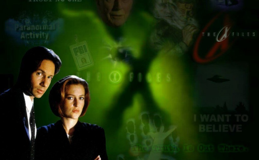 The X Files: The Complete Season 9 Blu-ray Review