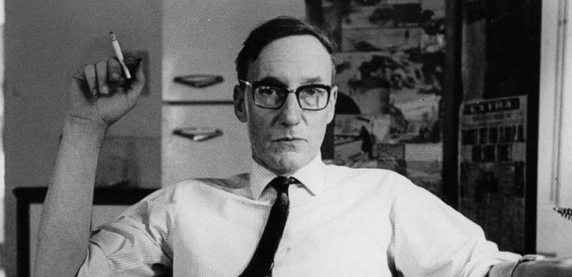 Burroughs Blu-ray Review