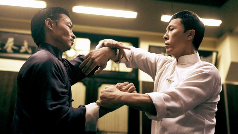 Ip Man 3 Blu-ray Review