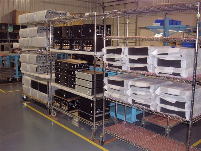 D-Sonic Amplifiers Ready to Ship