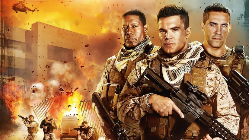 Jarhead 3: The Siege Blu-ray Review