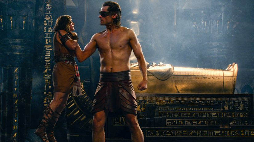 Gods of Egypt UHD Review