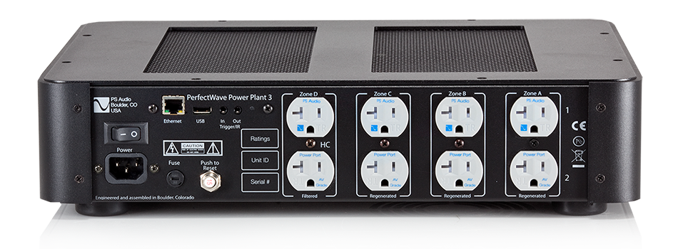 PerfectWave P3 Power Plant