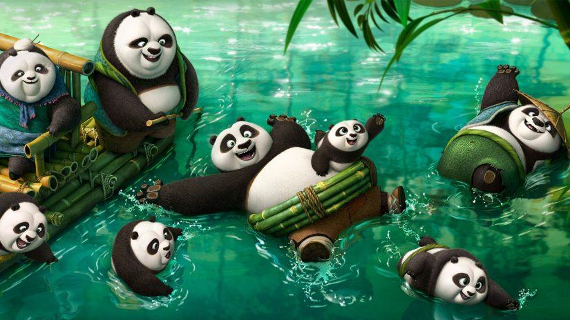 Kung Fu Panda 3 Blu-ray Review